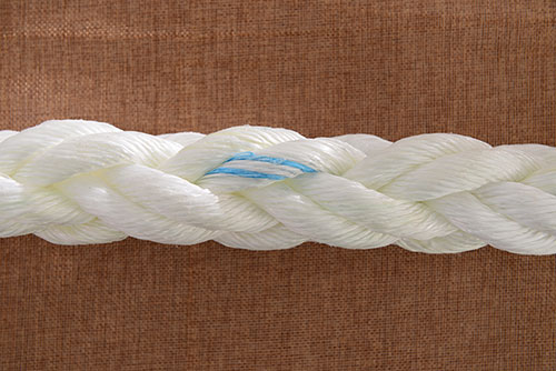 8-strand and 12-strand mooring rope